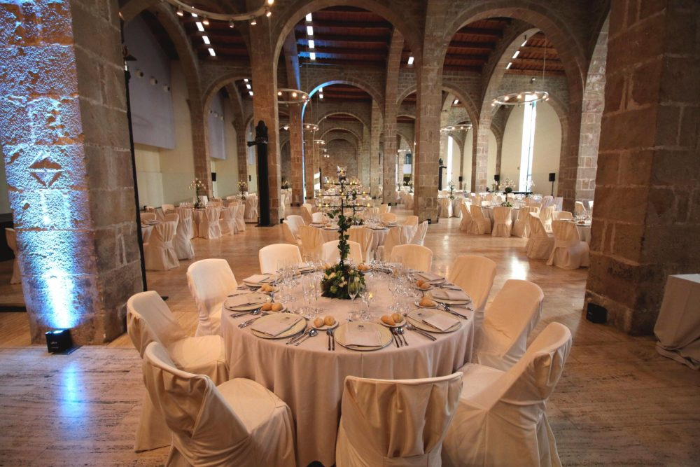 Cena de gala Royal Catering