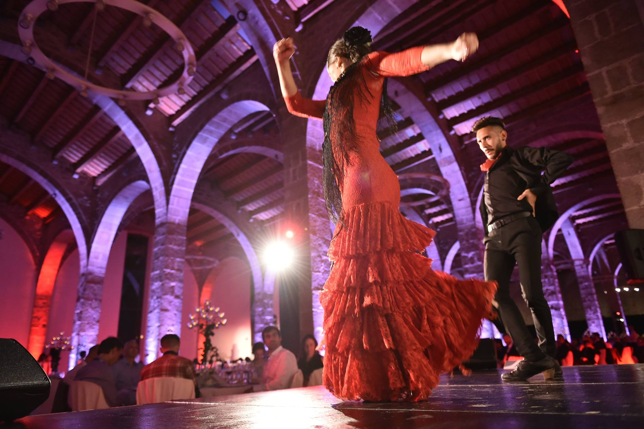 Gala Dinner Flamenco show