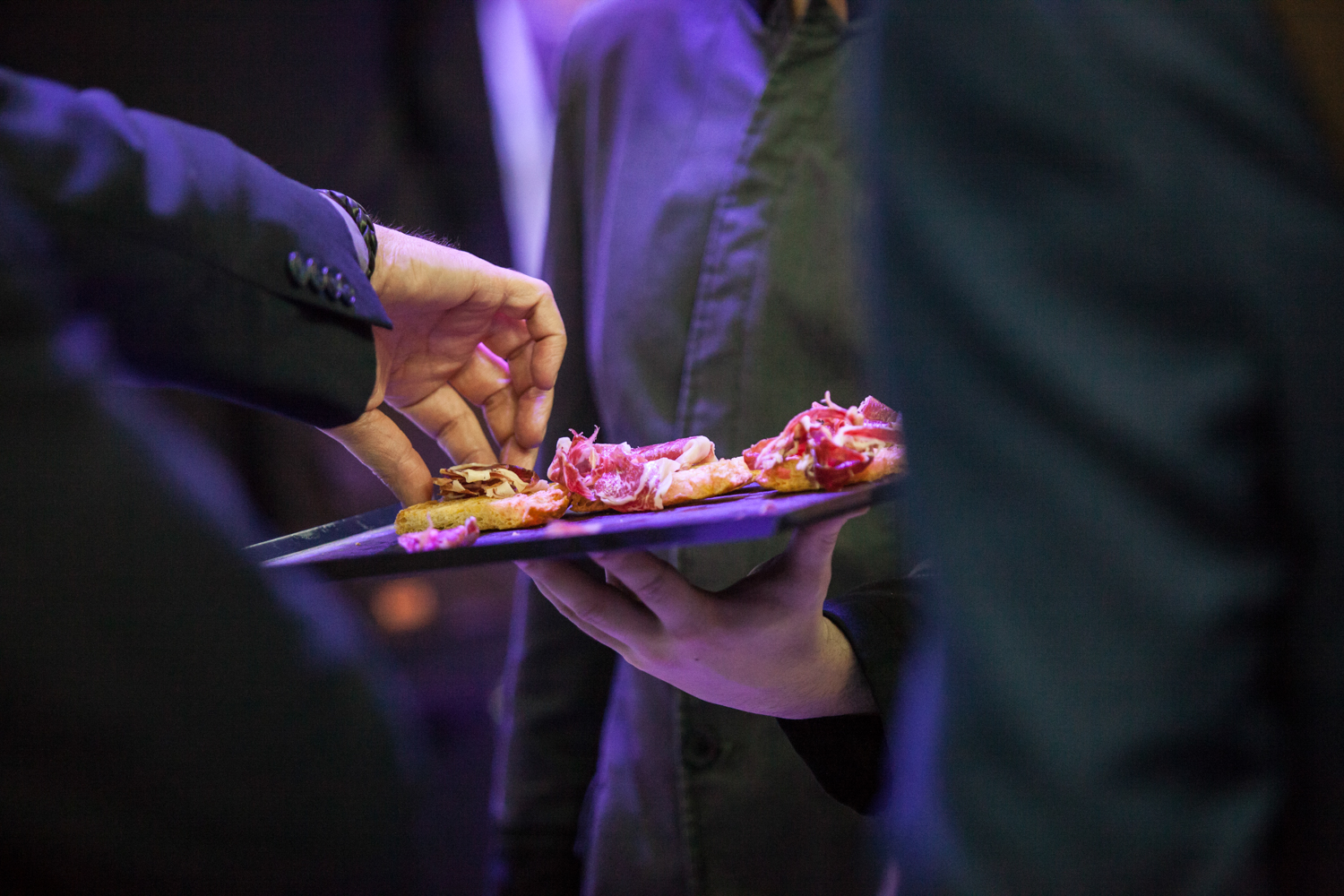 Royal Catering en el Mobile World Congress 2018
