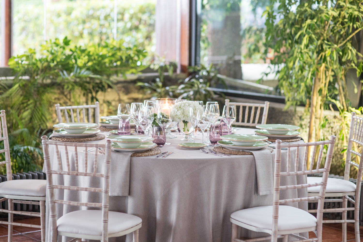 Wedding Breakfast by Royal Catering